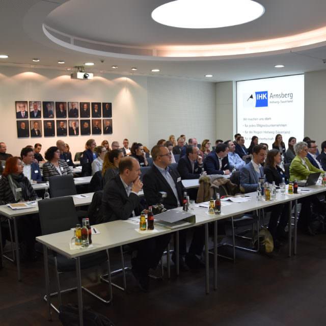 City Lab Südwestfalen Kick Off IHK Arnsberg Thomas Becker